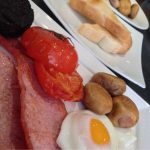 Bath House Hotel | Full English Breakfast
