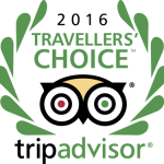 Tripadvisor | Travellers Choice 2016