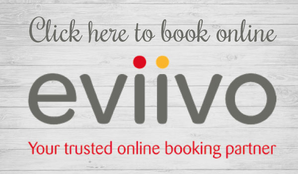 eviivo secure online booking